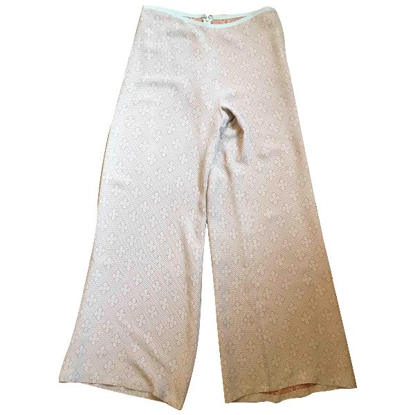 Stephan Janson Orange Trousers