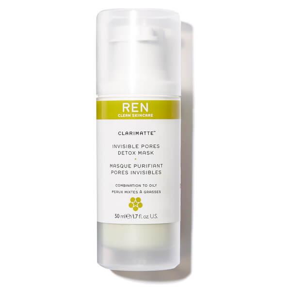 Ren Clean Skincare Clarimatte Invisible Pores Detox Mask 50ml