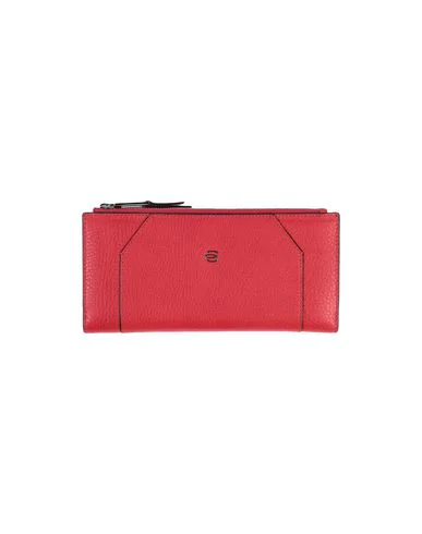Piquadro Wallet In Red