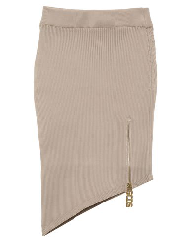 Gcds Mini Skirts In Beige