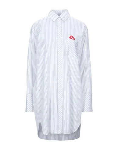 Lala Berlin Striped Shirt In White