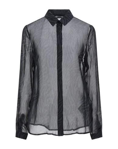 Liu •jo Patterned Shirts & Blouses In Black