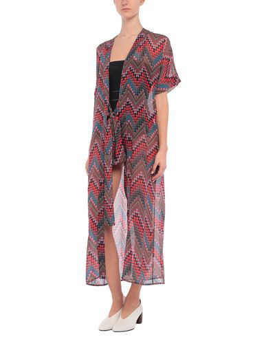 Pierre Mantoux Cover-up In Coral