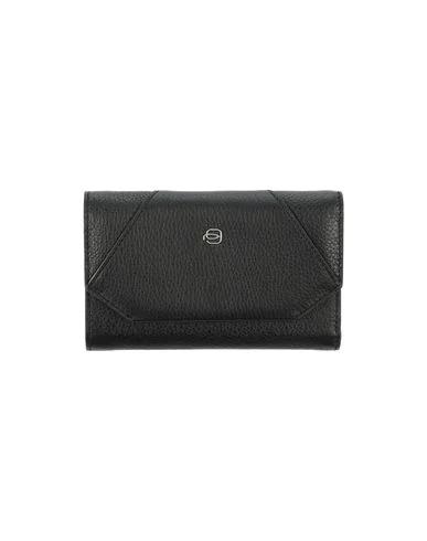 Piquadro Wallet In Black