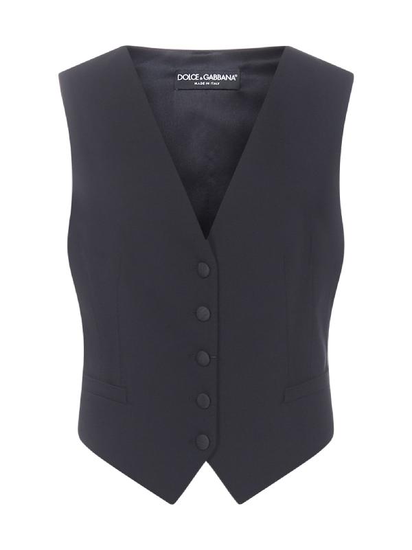 Dolce & Gabbana Single In Black