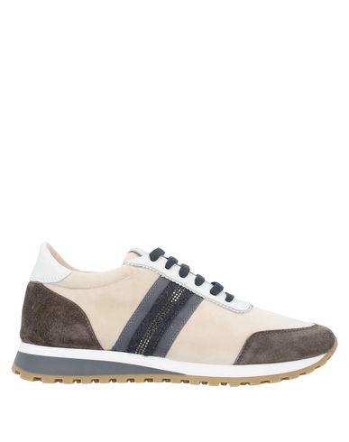 Eleventy Sneakers In Beige