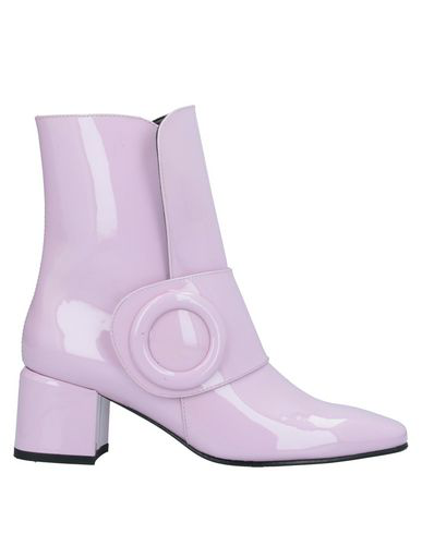 Boyy Ankle Boot In Lilac