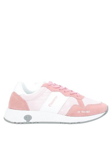 Champion Sneakers In Pastel Pink