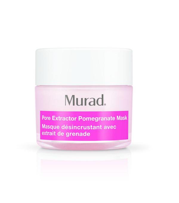 Murad Pore Extractor Pomegranate Mask In White