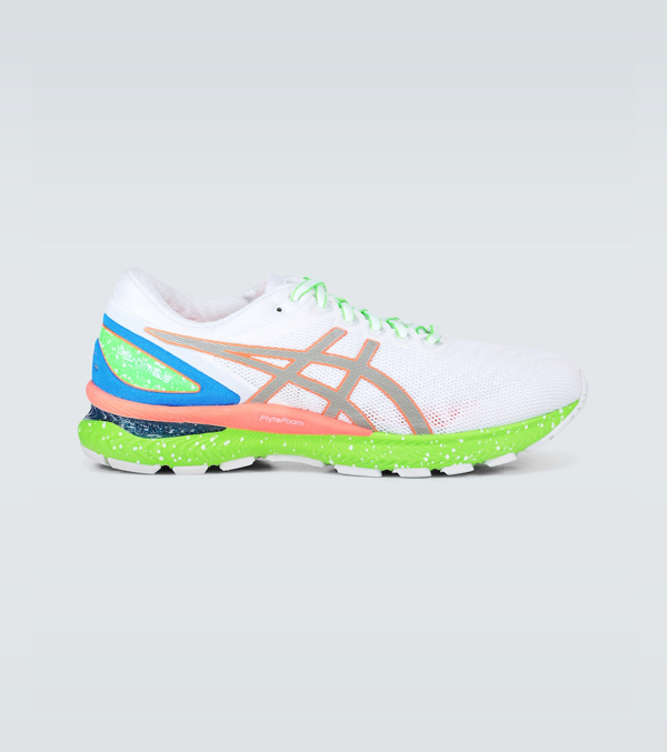 Asics Gel-nimbus 22 Lite-show Sneakers In Multicoloured