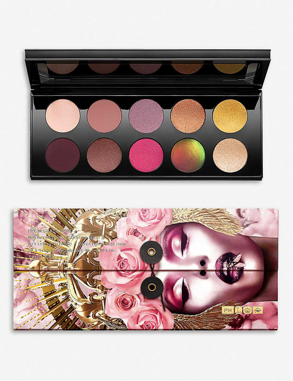 Pat Mcgrath Labs Mothership Viii: Divine Rose Ii Artistry Palette 13.2g