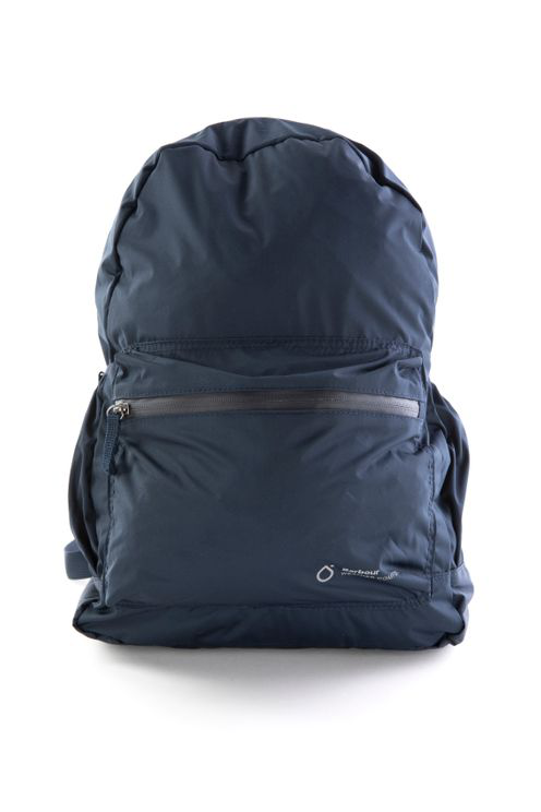 Barbour Weather Comfort Backpack Navy In Blue