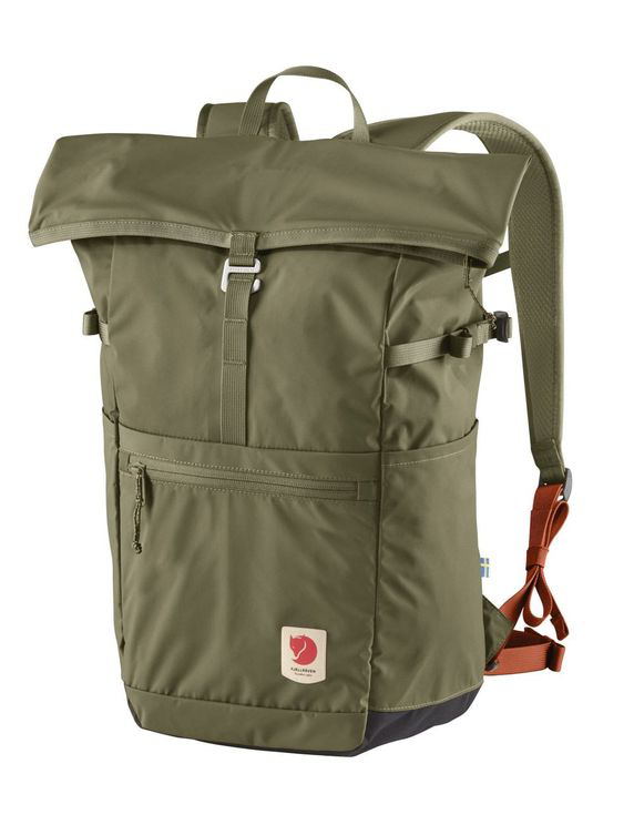Fjall Raven Fjallraven High Coast 24l Foldsack - Green Colour: Green