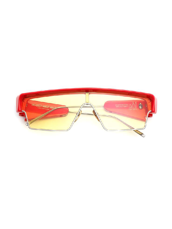 Jacques Marie Mage Jacque Marie Mage Scarlet Sunglasses In Multi