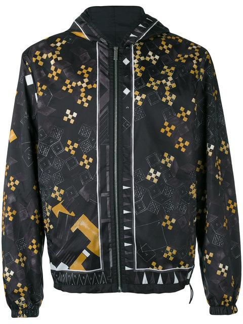 33f5ac725 Baroque Medusa print jacket