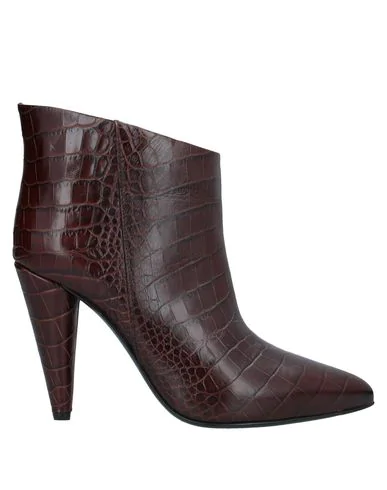 Erika Cavallini Ankle Boot In Cocoa