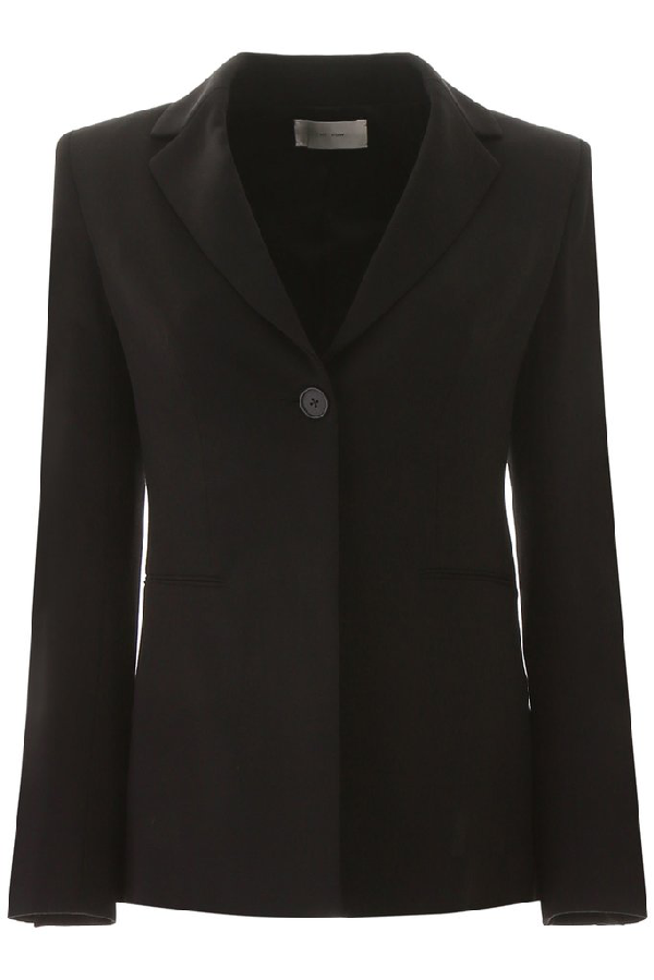 The Row Tailored Blazer In Black