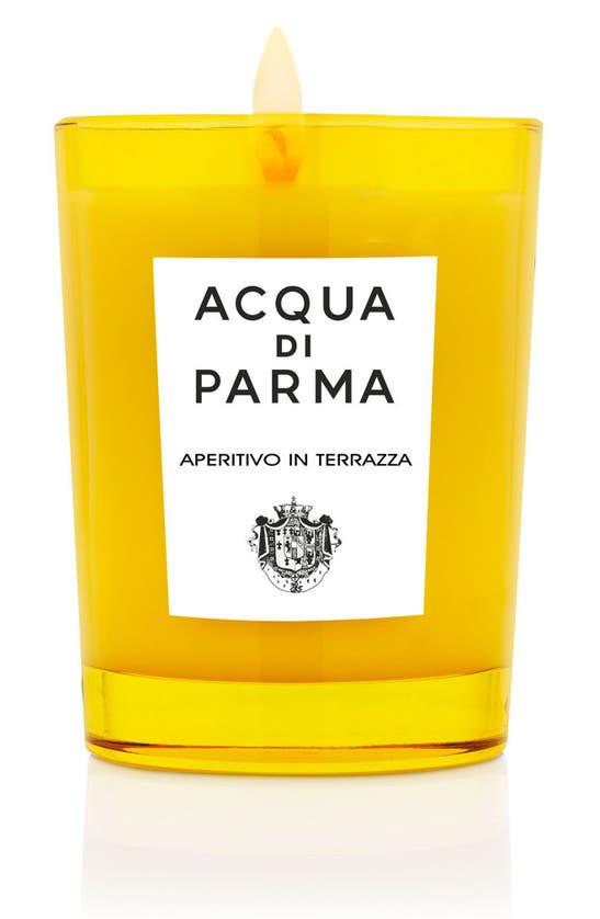 Acqua Di Parma Aperitivo In Terrazza Scented Candle 200g In Multi