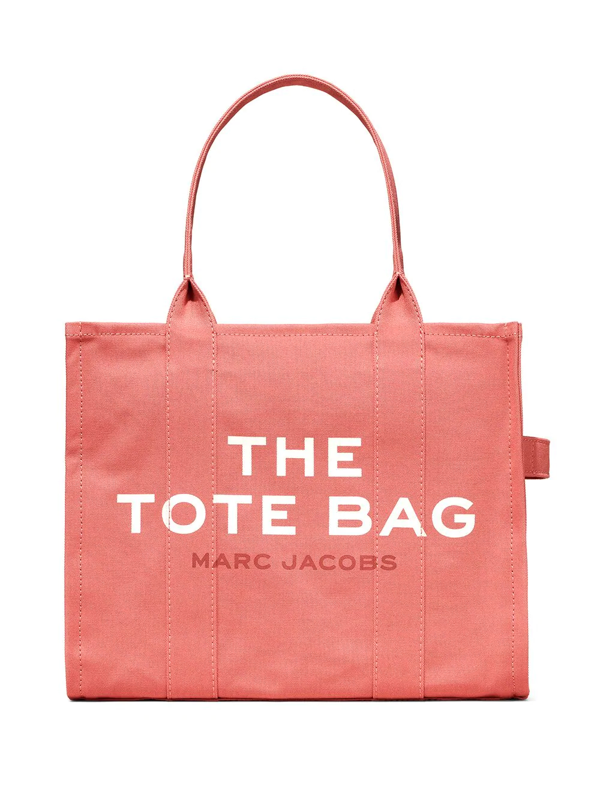 Marc Jacobs Traveler Pink Fabric Tote