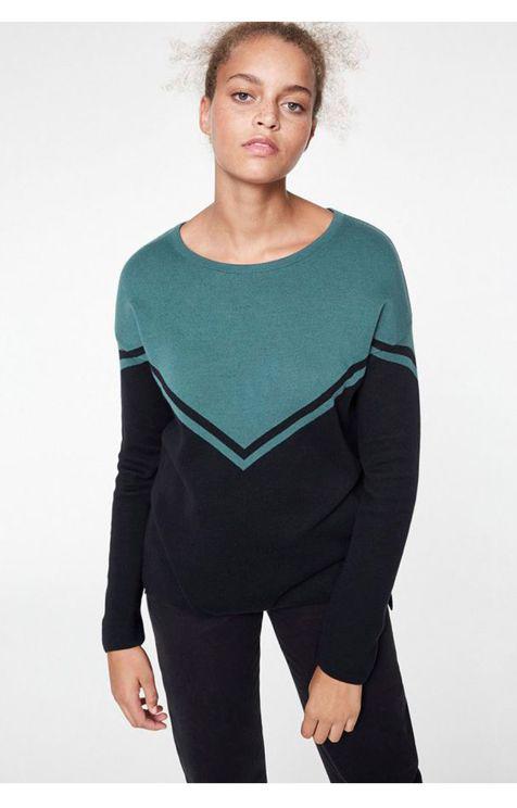 Armedangels Noella Knitted Jumper In Blue