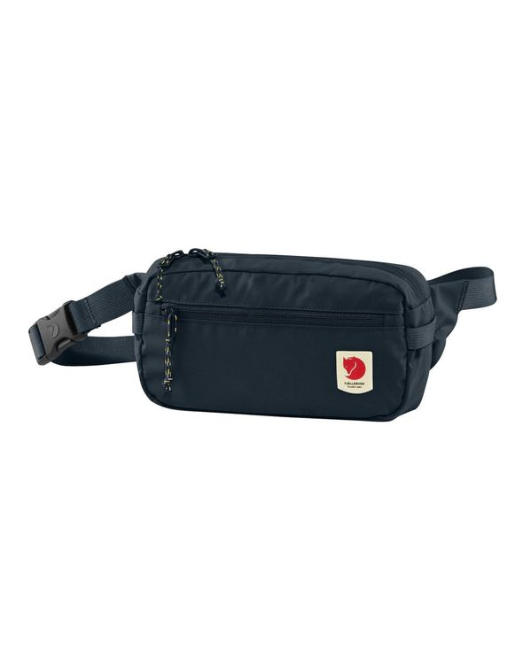 Fjall Raven Fjallraven High Coast 1.5l Hip Pack - Navy Colour: Navy In Blue