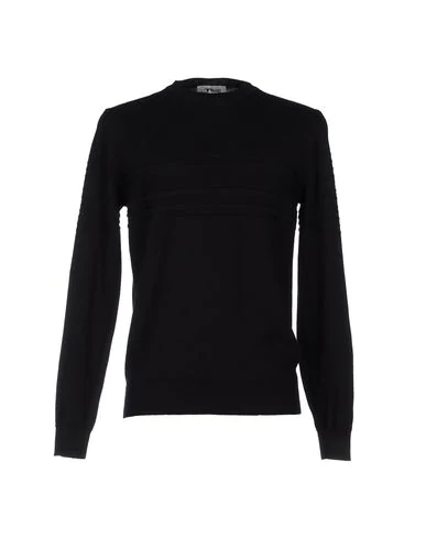 Low Brand Sweater In Black