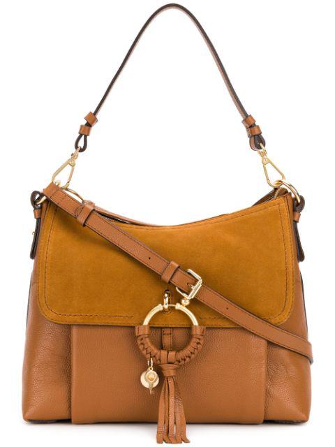 See By ChloÉ Hana Shoulder Bag In Brown
