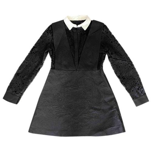 Pre-owned Self-portrait Black Lace Dress