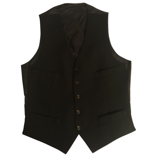 Pre-owned Armani Collezioni Black Knitwear & Sweatshirts