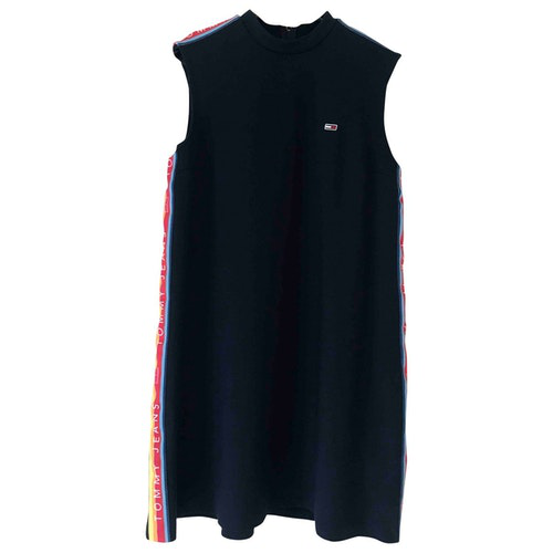 Pre-owned Tommy Jeans Navy Dress