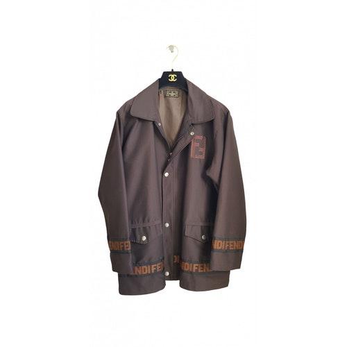 Pre-owned Fendi Brown Jacket