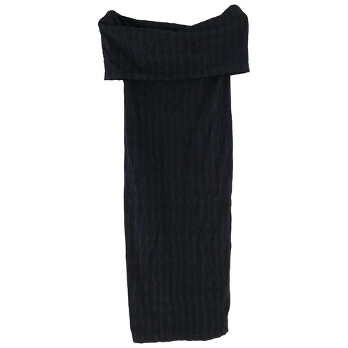 Pre-owned Wolford Anthracite Dress