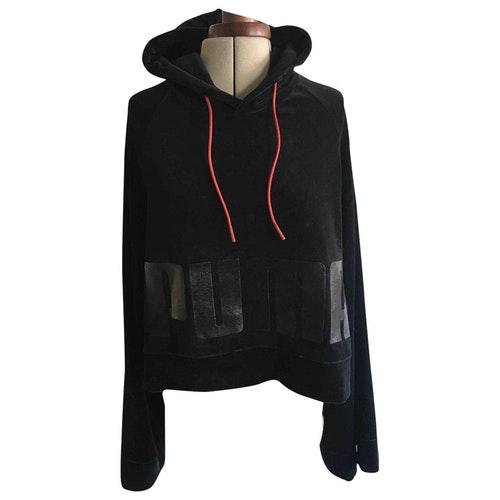 Pre-owned The Kooples Fall Winter 2019 Black Cotton Knitwear