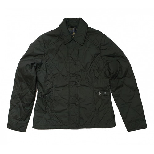 Pre-owned Barbour Green Jacket