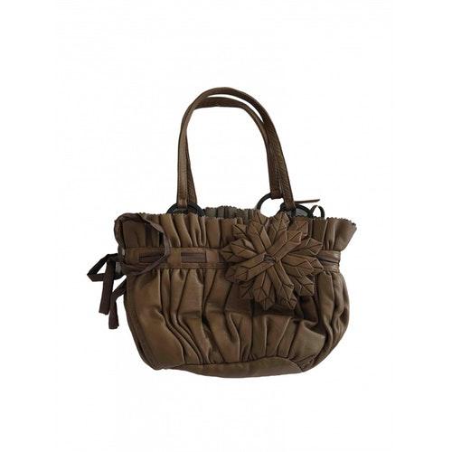 Pre-owned Jamin Puech Brown Leather Handbag