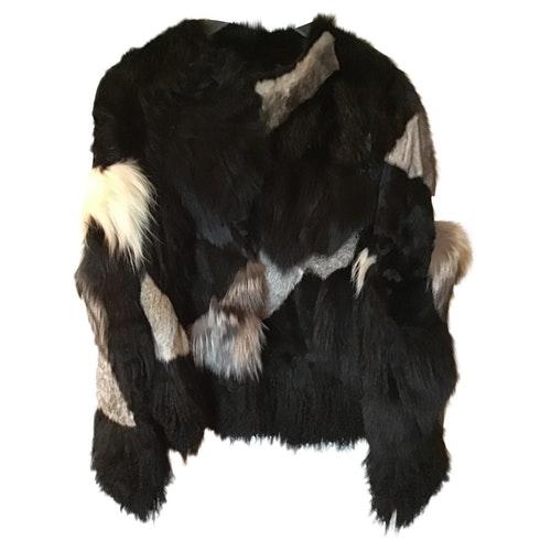 Pre-owned Joseph Fur Jacket