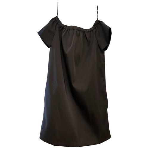 Pre-owned Maje Black Dress