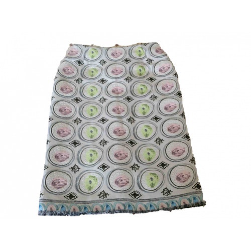 Pre-owned Maurizio Pecoraro Multicolour Skirt