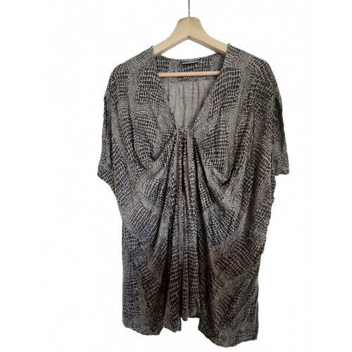 Pre-owned By Malene Birger Grey  Top