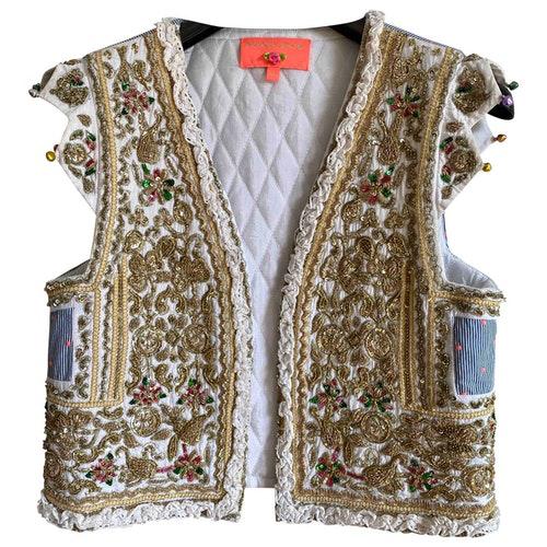 Pre-owned Manoush Cotton Knitwear