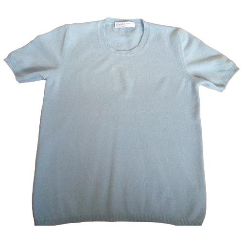 Pre-owned Fabiana Filippi Blue Wool Knitwear