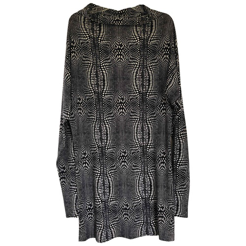 Pre-owned Norma Kamali Black Dress