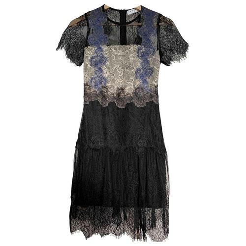 Pre-owned Sandro Spring Summer 2019 Black Dress