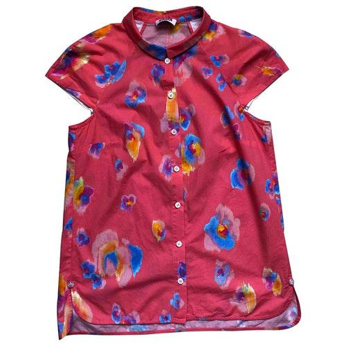 Pre-owned Sonia By Sonia Rykiel Multicolour Cotton  Top