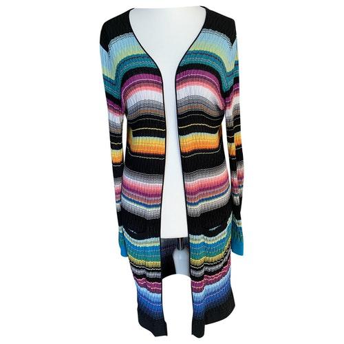 Pre-owned Missoni Multicolour Cotton Knitwear