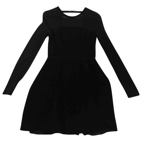Pre-owned Proenza Schouler Black Dress