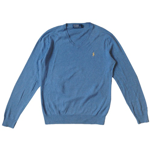 Pre-owned Polo Ralph Lauren Cotton Knitwear & Sweatshirts