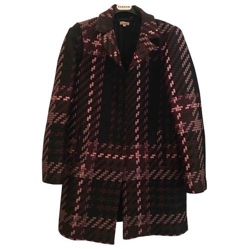 Pre-owned P.a.r.o.s.h. Black Coat