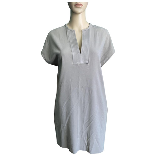 Pre-owned Steffen Schraut Grey Dress