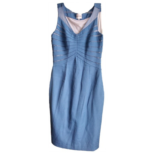 Pre-owned Reiss Blue Dress